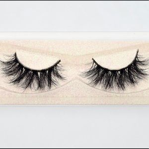 Eyelashes 3D Faux Mink